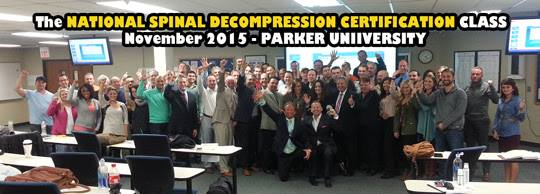 decompression class 2015